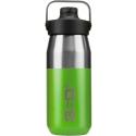 Botella 360º Degree Aislado boca SIP 750ml verde