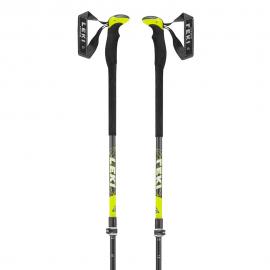 Bastones esquí travesia Leki Aergon Lite 2 neon unisex