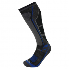 Calcetines Ski Lorpen T3  Ski Light negro/azul unisex