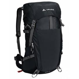 Mochila trekking Vaude Brenta 30L negra