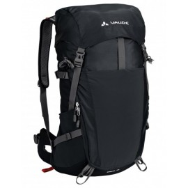 Mochila trekking Vaude Brenta 35L negra
