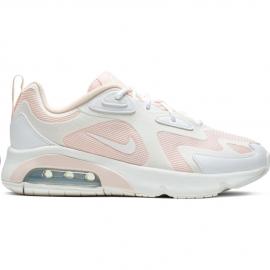 Zapatillas Nike Air Max 200 blanco/rosa mujer