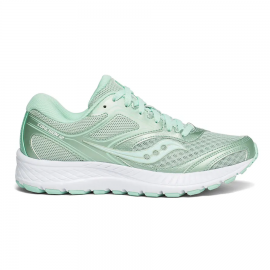 saucony ride 5 mujer verdes