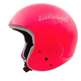 Casco esquí Eassun Apache IV rosa fluor  junior