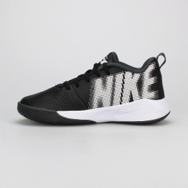 Zapatillas baloncesto Nike Team Hustle Quick 2 (GS) negro jr