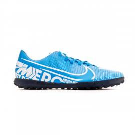 Botas fútbol Nike Mercurial Vapor 13 Club TF azul hombre