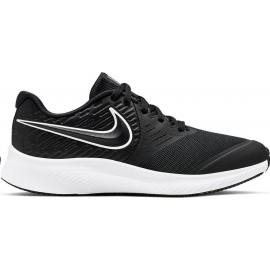 Zapatillas Nike Star Runner 2 (GS) negro/blanco junior