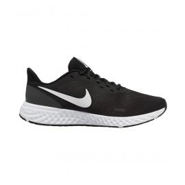 Zapatillas Nike Revolution 5 negro/blanco hombre