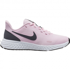 Zapatillas Nike Revolution 5 (GS) rosa junior
