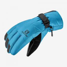 Guantes esquí Salomon Force Dry M negro azul hombre