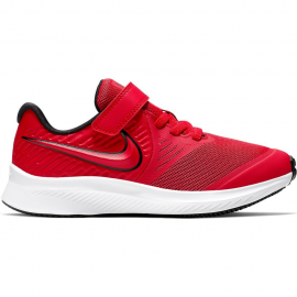 Zapatillas Nike Star Runner 2 (PSV) rojo niño