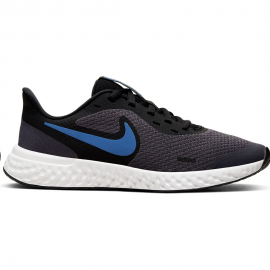 Zapatillas Nike Revolution 5 (GS) gris junior