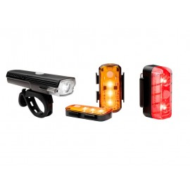 Conjunto Luces Blackburn 360 Luminate