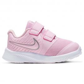Zapatillas Nike Star Runner 2 (TDV) rosa bebé
