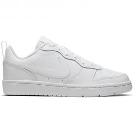 Zapatillas Nike Court Borough Low 2 blanco junior