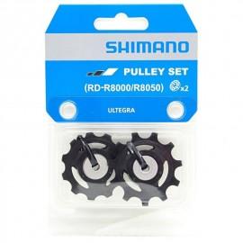 Polea juego guia/tension Shimano RD-R8000/50/RX812 3E998010