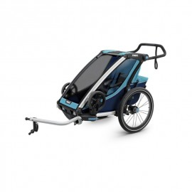 Carrito Thule Chariot Cross 1 Azul V19 10202011