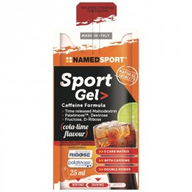 Sport Gel NamedSport Caffeine formula 25 ml