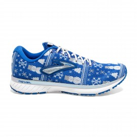 Zapatillas running Brooks Revel 3 azul/blanco mujer
