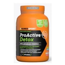 Bote NamedSport Proactive Detox 60 capsulas