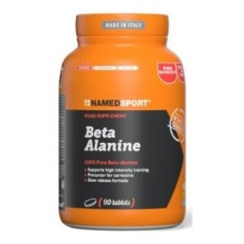 Bote NameSport Beta Alanine 90 capsulas retraso fatiga