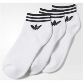 adidas Tefoil Ankle Socks 3 Pairs AZ6288