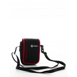 Bolso urbano Nikko Shoulder Bag negro/rosa