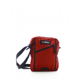 Bolso urbano Nikko Shoulder Bag rojo