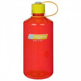 Nalgene Bidon 1000ml boca estrecha rojo/verde