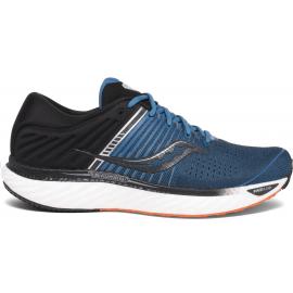 Zapatillas running Saucony Triumph 17 azul/negro hombre