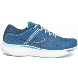 Zapatillas running Saucony Triumph 17 azul/turquesa mujer