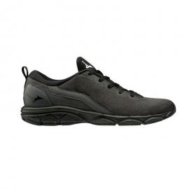 Zapatillas running Mizuno Wave Ezrun 2 negro/gris hombre