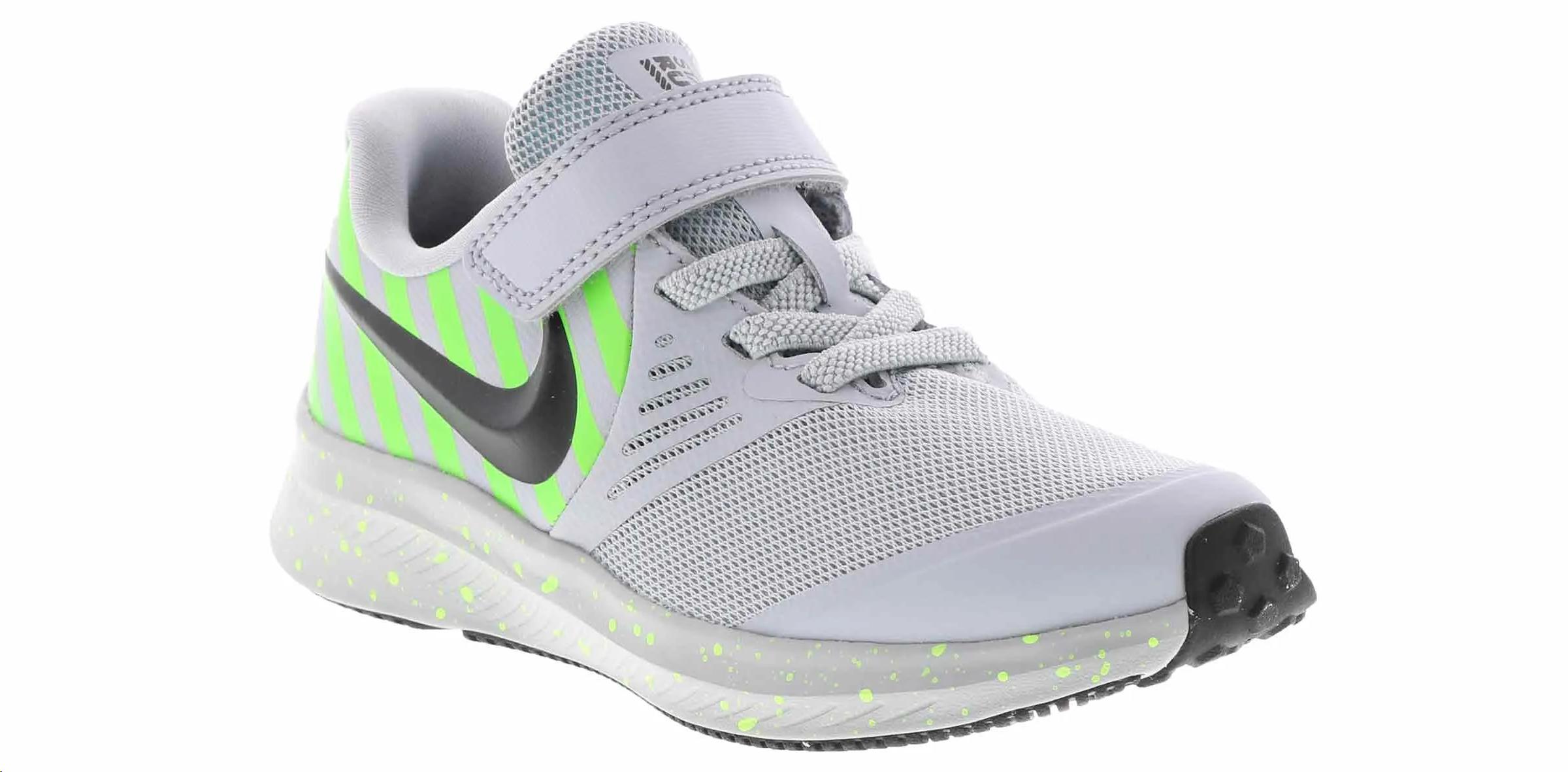Zapatillas Nike Star Runner 2 Sport gris niño Deportes Moya