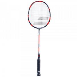 Raqueta badminton Babolat First II roja