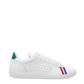 Zapatillas Le Coq Sportif Courtstar Leather blanco hombre