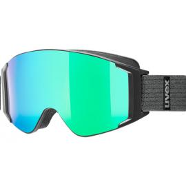 Mascara esquí Uvex G. Gl 3000 To negro mate S1,S3 hombre