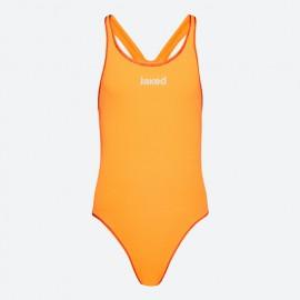 Bañador Jaked Milano naranja niña
