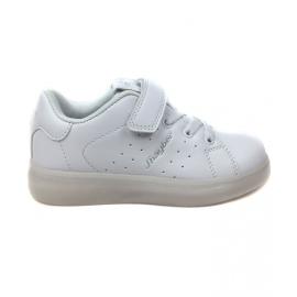 Zapatillas J`Hayber Cinasa blanco niño