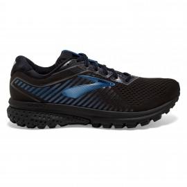 Zapatillas running Brooks Ghost 12 GTX negro/azul hombre