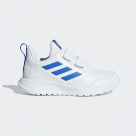 Zapatillas adidas AltaRun CF K blanco/azul junior