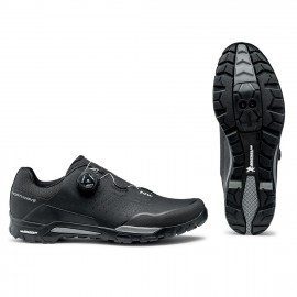 Zapatillas Northwave X-Trail Plus negro MTb-Am