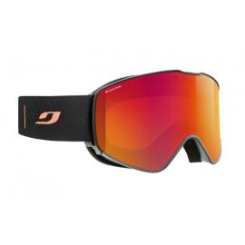 Mascara esquí Julbo Alpha negro naranja cat 3 hombre