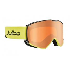 Mascara esquí Julbo Alpha negro amarillo cat 3 hombre
