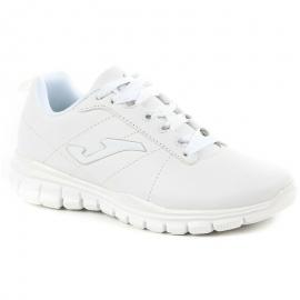 Zapatillas Joma C.Tempo Cuero 802 blanco mujer