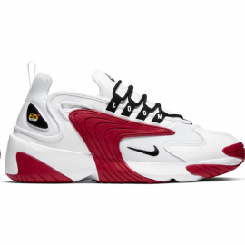 Zapatillas Nike Zoom 2K blanco/rojo/negro hombre