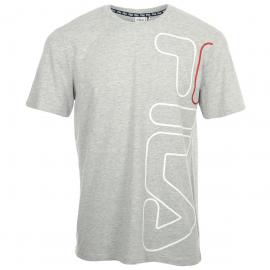 Camiseta Fila Naude Tee gris hombre
