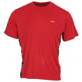 Camiseta Fila Atami rojo/negro hombre