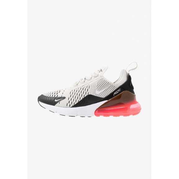 Zapatillas Nike Air Max 270 beige/negra/rosa mujer