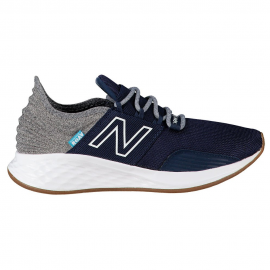 Zapatillas running New Balance Roav v1 azul/gris junior