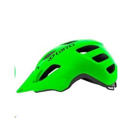 Casco Giro Tremor matte bright green junior 2020